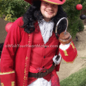 Captain Hook, www.aWishYourHeartMakes.com, Fairytale parties, Central Valley and Central Coast, California