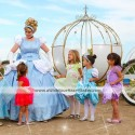 Cinderella, www.aWishYourHeartMakes.com Fairytale parties, Central Valley & Central Coast, California