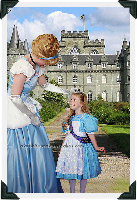 Royal Majesty Party, Fairytale Parties, A Wish Your Heart Makes