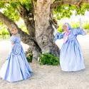 Cinderella, princess parties, Central Valley and Central Coast, California