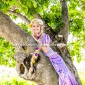 Princess parties, Rapunzel, Central Valley and Central Coast, California