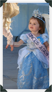 Princess Parties, www.aWishYourHeartMakes.com, Central Coast and Central Valley, California