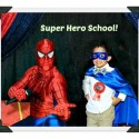 Super Hero School, www.aWishYourHeartMakes.com, Central Valley and Central Coast, CA