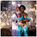 Aladdin Jasmine Princess Parties