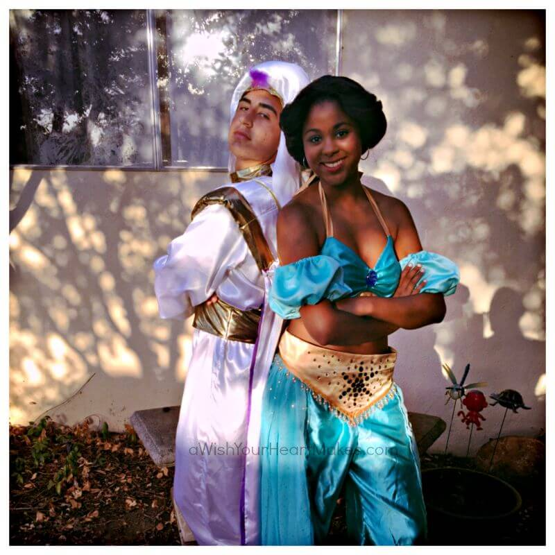 Aladdin Jasmine Princess Parties