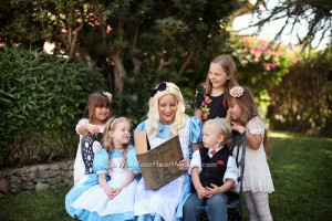 Alice in Wonderland parties, California, Central Valley and Central Coast