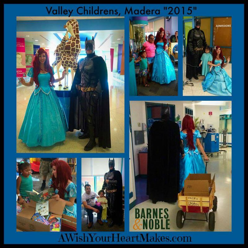valley children's Madera