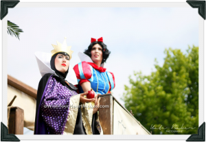 Snow White & Evil Queen, www.aWishYourHeartMakes.com, Fairytale parties, Central Valley and Central Coast, California