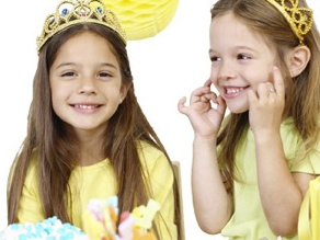 A Wish Your Heart Makes, Fairytale parties, Central Coast and Central Valley, California