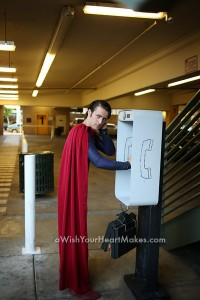 Superman, superhero parties, A Wish Your Heart Makes, Central Valley and Central Coast, California