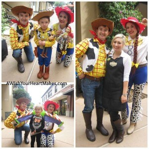 Woody and Jessie, Toy Story