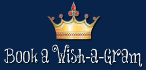 Book a Wish-a-Gram, Fairytale parties, California, Central Coast and Central Valley