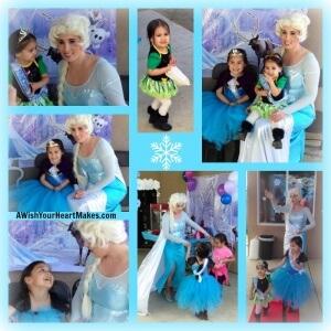 150th Frozen Birthday Party