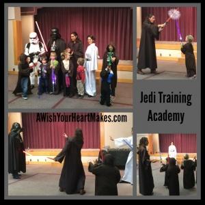 Jedi Training Academy SLO Library