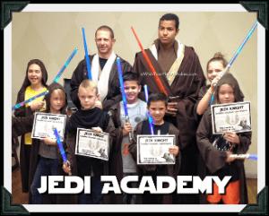 Jedi Academy!