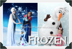 Frozen Parties!