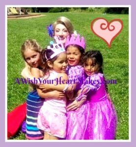 Princess Rapunzel had a fun and amazing time with Jacelyn at her 6th birthday party in SLO on April 30th!