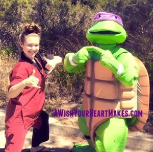 Grayson had an awesome 5th birthday on April 29th in Lompoc with special appearances from three Teenage Mutant Ninja Turtles and a trainer!