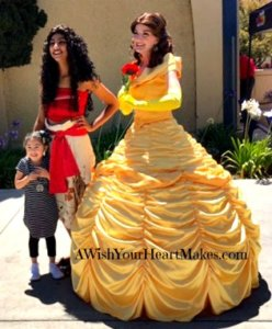 Santa Barbara County Fair had plenty of visitors during it's multiple day run. On July 14th, Princess Belle and Princess Moana posed for pictures and greeted admirers as they took in the many sights at the fair!