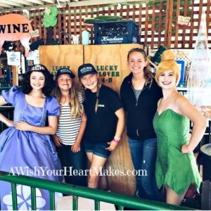 Santa Barbara County Fair had plenty of visitors during it's multiple day run. Tinkerbell flew in and met with Princess Sofia for a day of fun at the fair on July 12th!