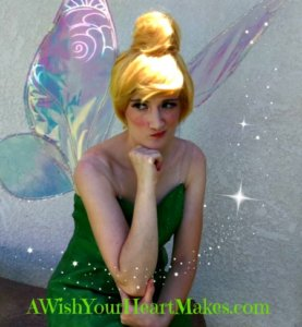 ! Tinkerbell is always sad when she has to fly away from a magical party, but the next celebration awaits!