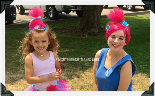 Poppy, Trolls parties, Central Valley & Central Coast, California
