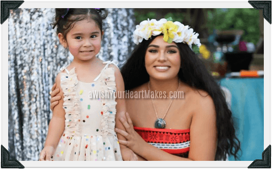 Moana parties, Central Valley