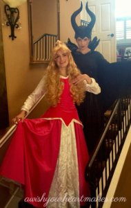 Sleeping Beauty Parties, Maleficent Parties, Central Valley & Central Coast, California
