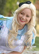 Alice in Wonderland parties, Central Valley & Central Coast, California
