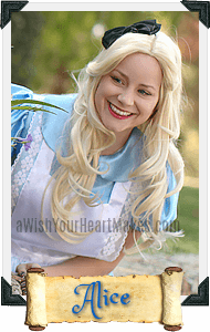 Alice in Wonderland parties, Central Valley & Central Coast, California