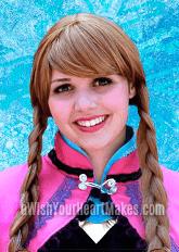 Anna, Frozen Parties, Central Valley & Central Coast, California