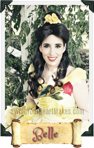 Belle, Beauty & the Beast Parties, Central Valley & Central Coast, California