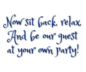 Children's Parties, Central Valley & Central Coast, California