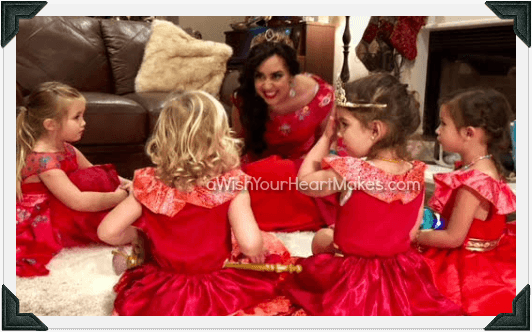Elena of Avalor parties, Central Valley