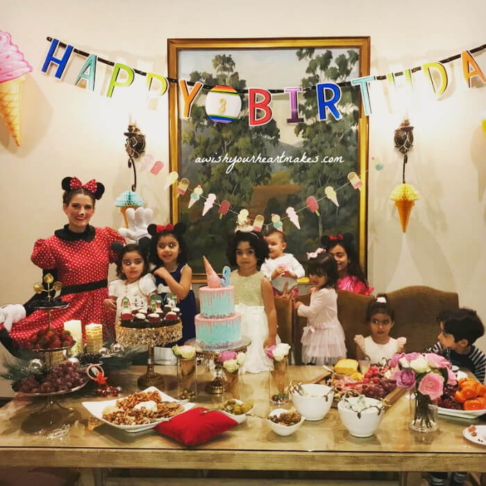 Minnie Mouse parties, Central Coast & Valley, California