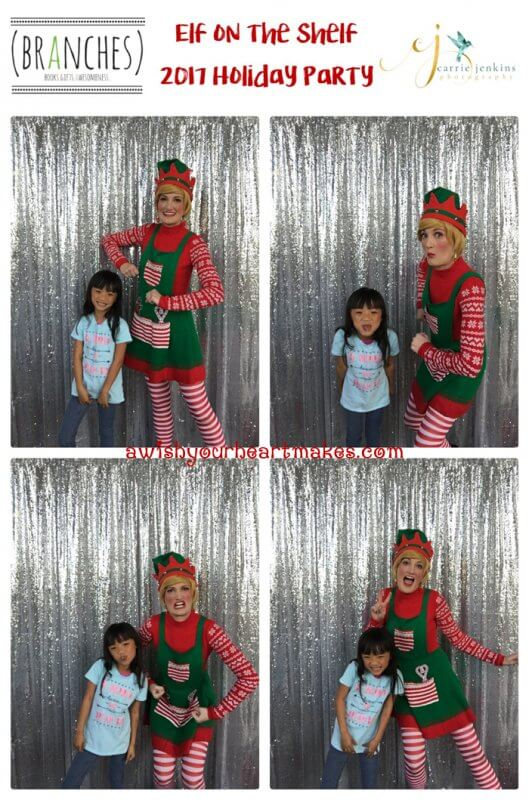 Elf on a Shelf parties, Central Valley & Coast, California