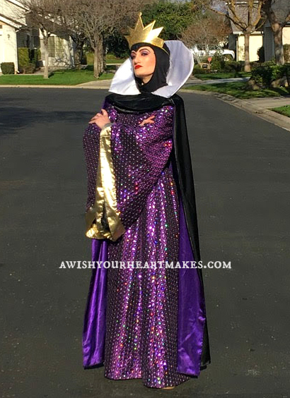 Evil Queen parties, Central Valley and Coast, California