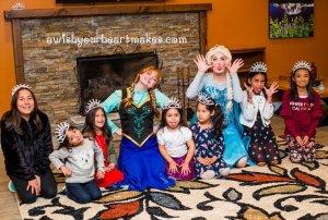 Frozen parties, Queen Elsa parties, Anna parties, Central Coast & Valley, California