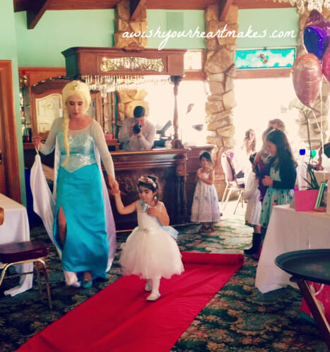 Elsa parties, Central Coast & Valley, California