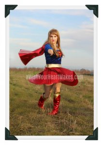 Supergirl parties, Central Valley & Coast, California
