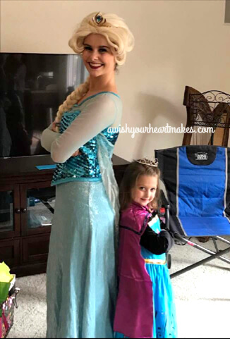 Elsa parties, Central Valley & Coast, California