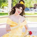 Belle from Beauty and the Beast parties, Central Valley & Coast, California