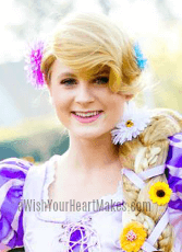 Rapunzel parties, Central Valley & Coast, California