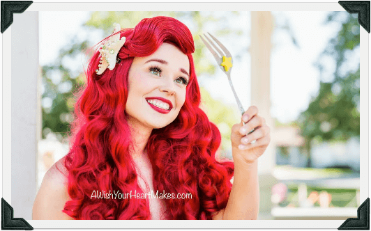 Ariel from Little Mermaid parties, Central Valley
