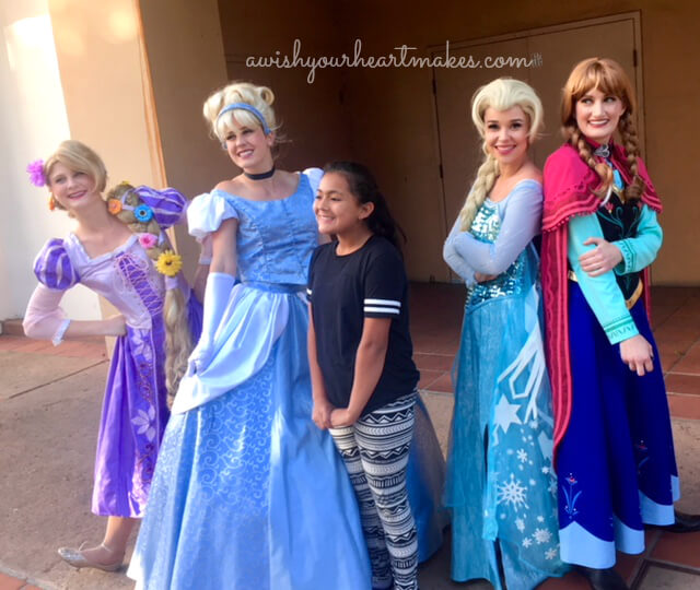 Princess parties, Central Coast & Valley, California