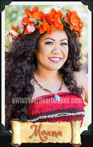 Moana parties, Central Valley & Coast, California