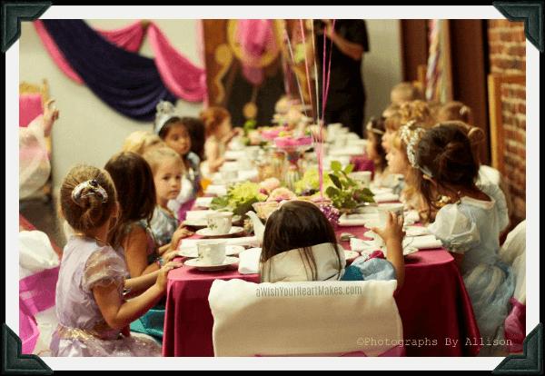 Tea Parties, Central Valley & Coast, California