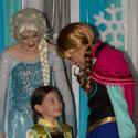 Frozen parties, Elsa and Anna, Central Valley & Coast, California