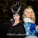 Maleficent and Sleeping Beauty, Aurora, parties, Central Valley & Coast, California