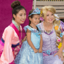 Mulan & Rapunzel princess parties, Central Valley & Coast, California